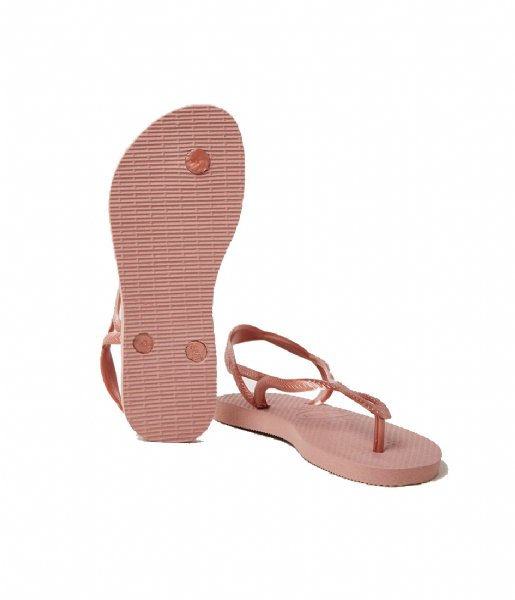 Havaianas Slippers Flipflops Kids Luna rose (3544)