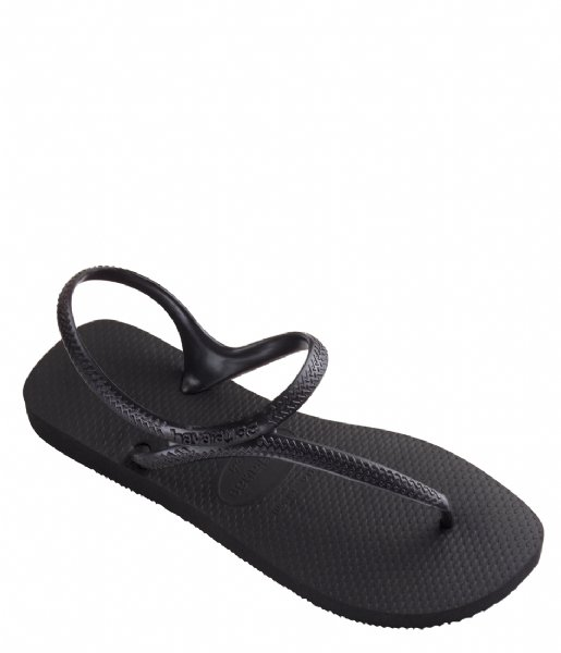 Havaianas Slippers Flipflops Flash Urban black (0090)