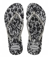 Havaianas Flipflops Slim Animals grey silver ice grey (3499)