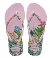Havaianas Flipflops Slim Sensation crystal rose (1141)
