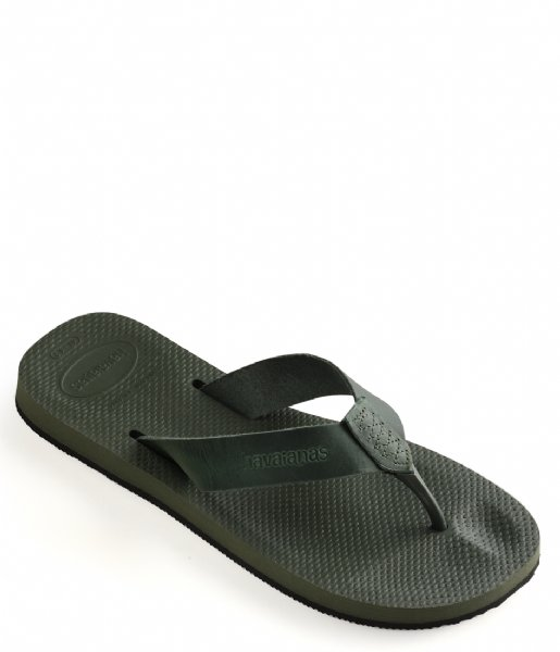 Havaianas Slippers Flipflops Urban Special green olive (4896)