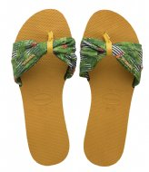 Havaianas Flipflops You Saint Tropez burned yellow (7609)