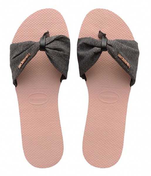 Havaianas Slippers You St Tropez Ballet Rose (0076)