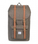 Herschel Supply Co.-Rugzakken-Little America-Bruin