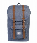 Herschel Supply Co.-Rugzakken-Little America-Grijs
