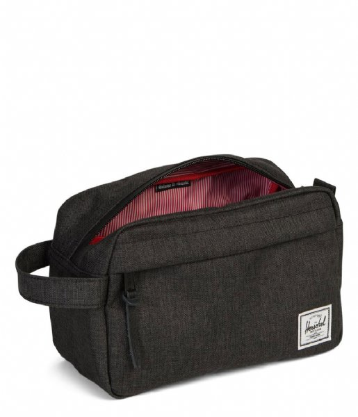 Herschel Supply Co. Toilettas Chapter black crosshatch (02090)
