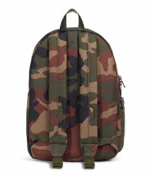 Herschel Supply Co. Luiertas Settlement Sprout woodland camo (00032)
