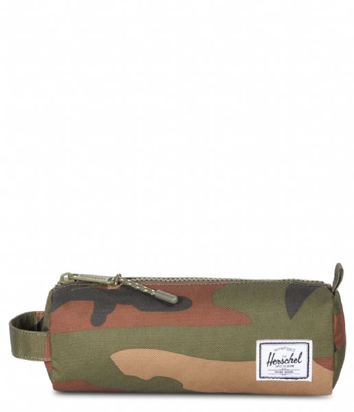 Herschel Supply Co. Etui Settlement Case woodland camo (01609)