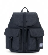 Herschel Supply Co. Dawson X-Small black crosshatch (02090)