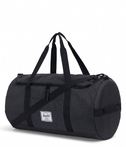 Herschel Supply Co. Handtas Sutton black crosshatch/black (02093)