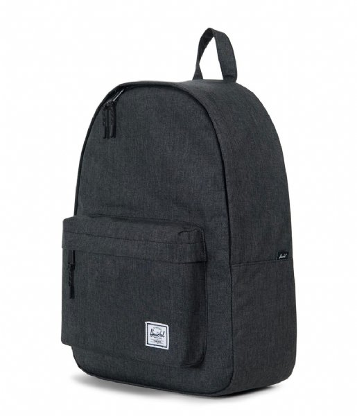 Herschel Supply Co. Dagrugzak Classic black crosshatch (02090)
