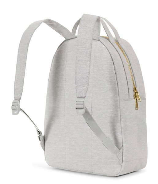 Herschel Supply Co. Dagrugzak Nova Mid Volume light grey crosshatch (01866)
