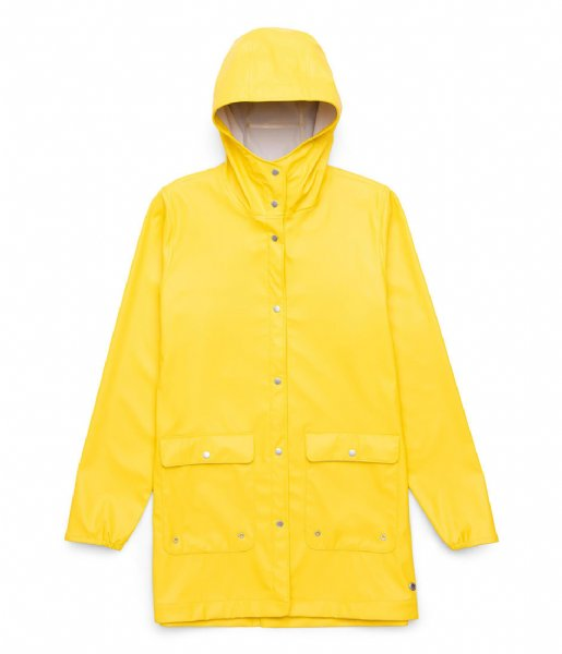 Herschel Supply Co. Regenjas Rainwear Parka cyber yellow (00031)