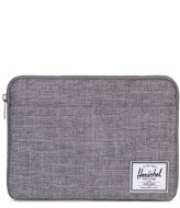 Herschel Supply Co. Anchor Sleeve 13 inch Macbook raven crosshatch (02180)