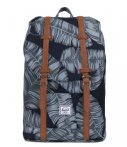 Herschel Supply Co.-Rugzakken-Retreat Mid Volume-Zwart