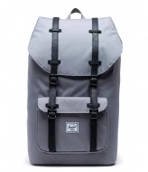Herschel Supply Co. Little America 15 Inch grey black (02998)