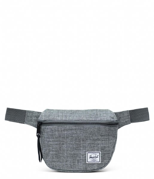 Herschel Supply Co. Heuptas Fifteen raven crosshatch (00919)