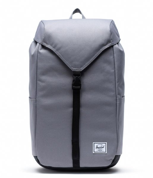 Herschel Supply Co. Dagrugzak Thompson grey black (02998)