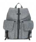 Herschel Supply Co.-Schooltassen-Dawson Womens-Grijs