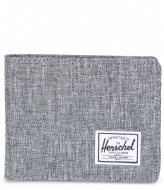 Herschel Supply Co. Roy Wallet raven crosshatch (00919)