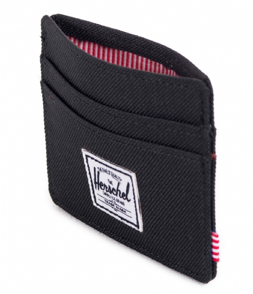 Herschel Supply Co. Pasjes portemonnee Wallet Charlie black