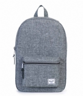 Herschel Supply Co. Settlement 15 Inch raven crosshatch (00919)