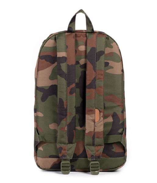 Herschel Supply Co. Laptop rugzak Pop Quiz 15 Inch woodland camo multi (10011)