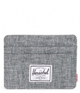 Herschel Supply Co. Wallet Charlie raven crosshatch (00919)