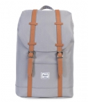 Herschel Supply Co.-Rugzakken-Retreat Mid Volume-Grijs