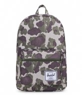 Herschel Supply Co. Pop Quiz 15 Inch frog camo (01858)