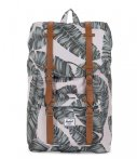 Herschel Supply Co.-Rugzakken-Little America Mid Volume-Zilver