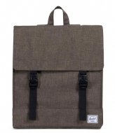 Herschel Supply Co. Survey 11 Inch canteen crosshatch (01247)