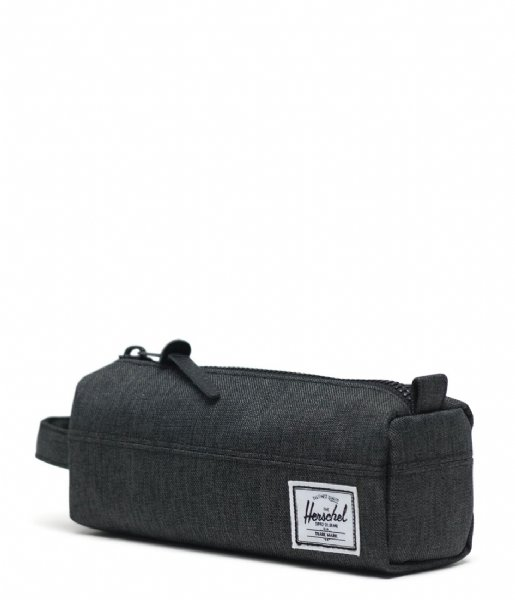 Herschel Supply Co. Etui Settlement Case black crosshatch (02090)