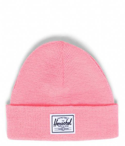 Herschel Supply Co. Muts Baby Beanie 6-18 Months flamingo pink (1043)