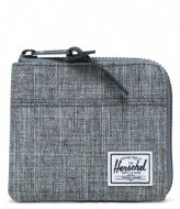 Herschel Supply Co. Johnny Wallet raven crosshatch (00919)