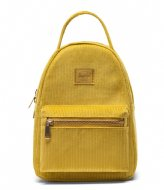 Herschel Supply Co. Nova Mini Corduroy golden palm (03252)