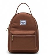 Herschel Supply Co. Nova Mini saddle brown (03272)