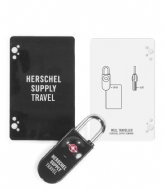 Herschel Supply Co. TSA Card Lock black (00001)