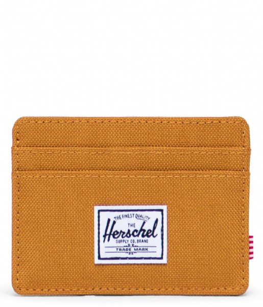 Herschel Supply Co. Pasjes portemonnee Wallet Charlie buckthorn brown (03258)