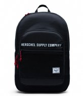 Herschel Supply Co.  Athletics Kaine 15 Inch black (03102)