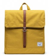 Herschel Supply Co. City Mid Volume arrowwood crosshatch (03003)
