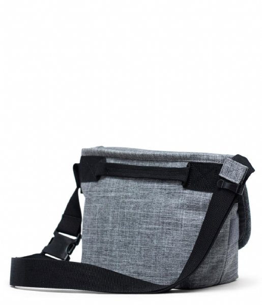 Herschel Supply Co. Crossbodytas Grade Mini raven crosshatch (00919)