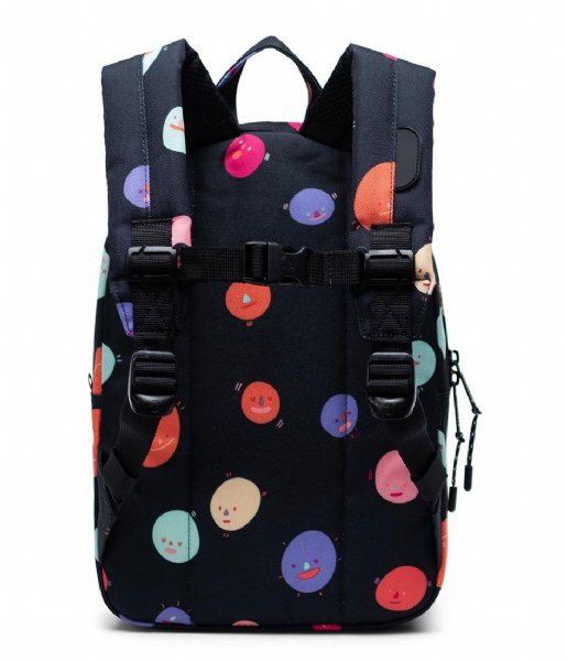 Herschel Supply Co. Dagrugzak Heritage Kids polka people (03022)
