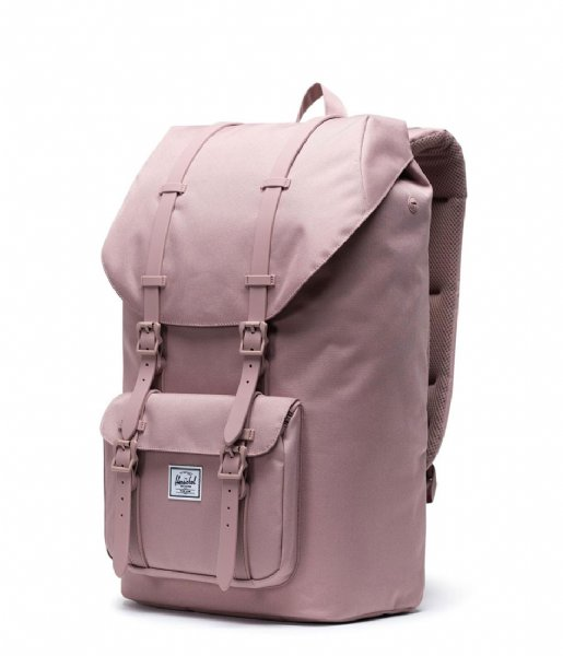 Herschel Supply Co. Laptop rugzak Little America 15 Inch ash rose (02077)