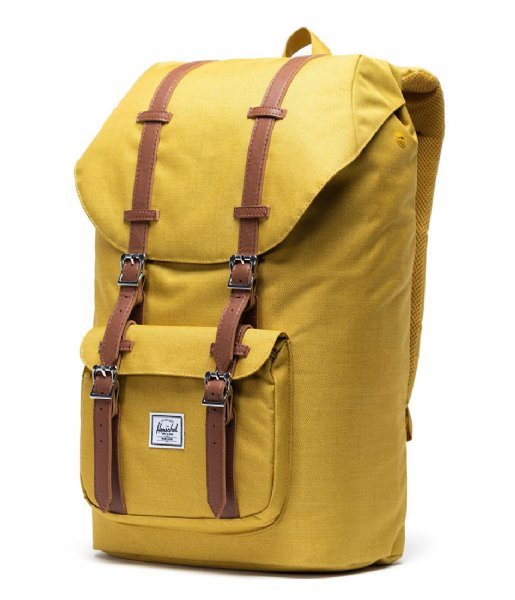 Herschel Supply Co. Dagrugzak Little America arrowwood crosshatch (03003)