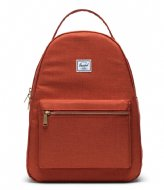 Herschel Supply Co. Nova Mid Volume 13 Inch picante crosshatch (03002)