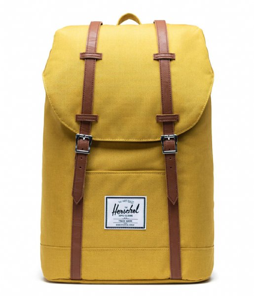 Herschel Supply Co. Laptop rugzak Retreat 15 Inch arrowwood crosshatch (03003)