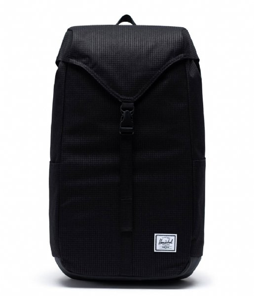 Herschel Supply Co. Laptop rugzak Thompson 15 Inch dark grid black (02993)