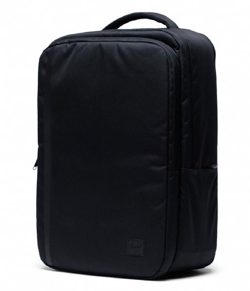 Herschel Supply Co. Laptop rugzak Travel Backpack 15 Inch black (0001)
