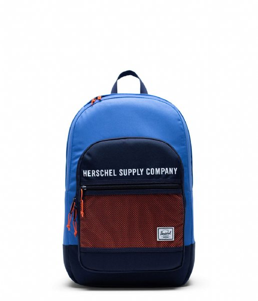 Herschel Supply Co. Laptop rugzak  Athletics Kaine 15 Inch amparo blue peacoat (03803)